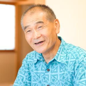 いわきハワイ交流協会会長 鈴木常雄 様