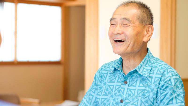いわきハワイ交流協会 鈴木常雄会長03